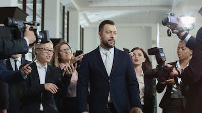 Statesman Leaving Imprudent Journalists