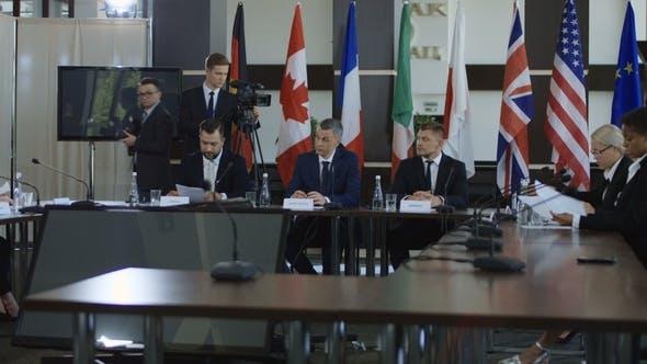 Officials Preparing for International Summit