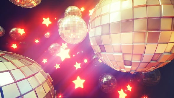 Cover Image for Stars And Disco Balls