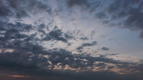 Sunrise in Pastel Tones No Flicker No Birds