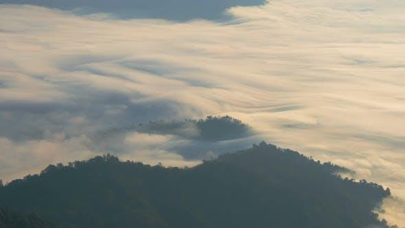 Thumbnail for Fog Moving Time Lapse