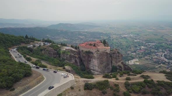 Thumbnail for St. Stephen's Monastery Meteora Greece