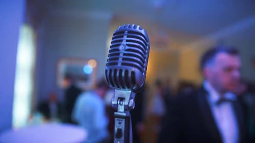 Dance Vocal Microphone