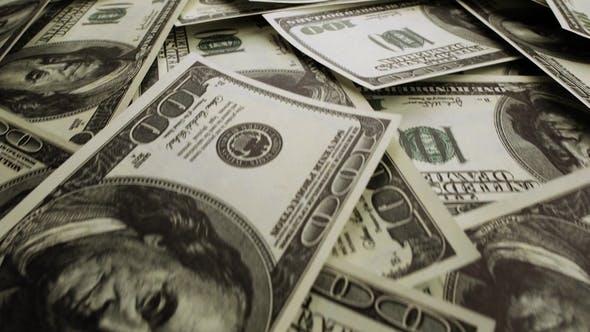 Thumbnail for Background of Hundred-dollar Money