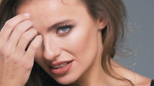 Thumbnail for Gorgeous Brunette Woman Model