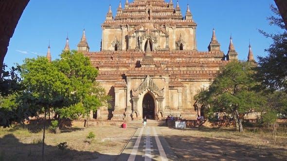 Thumbnail for Htilominlo Pagoda in Bagan, Myanmar