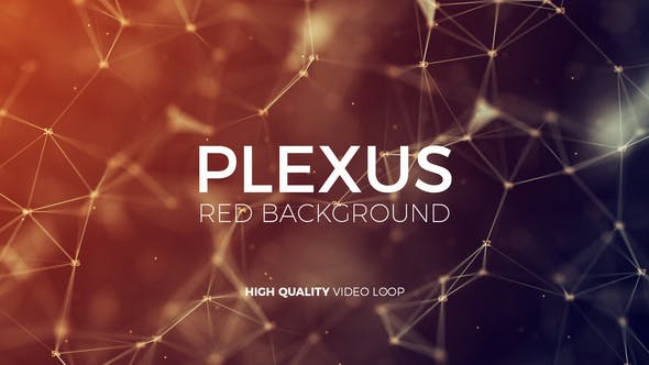 Thumbnail for Plexus Red Background