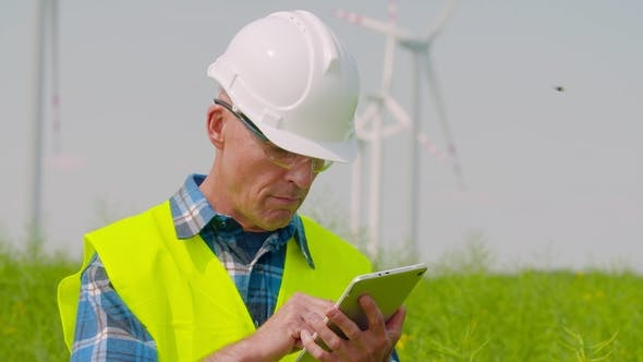 Thumbnail for Wind Turbine Inspection