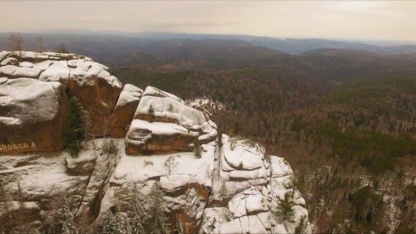 Thumbnail for High Rocks in the Siberian Reserve Pillars.