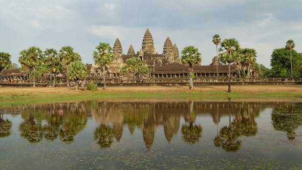 Thumbnail for Angkor Wat Temple in Cambodia