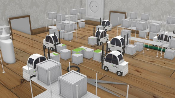 Thumbnail for Abridor de papel Logistic Company