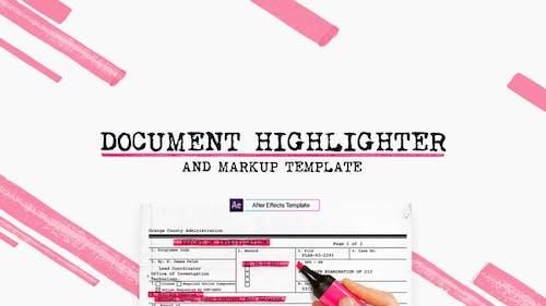 Document Highlighter