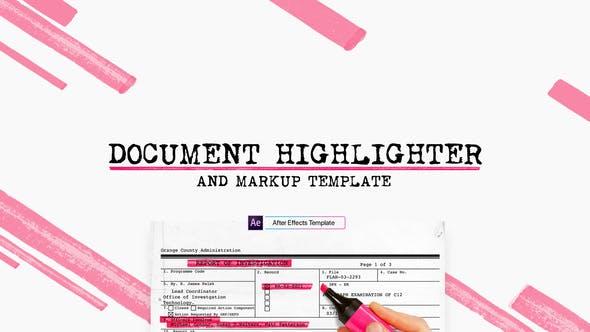 Thumbnail for Document Highlighter