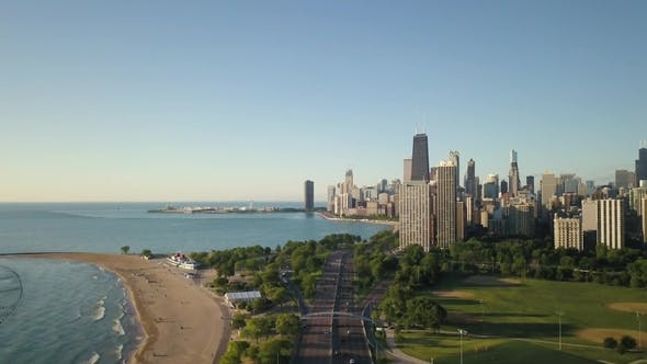 Thumbnail for Chicago, Illinois During the Day