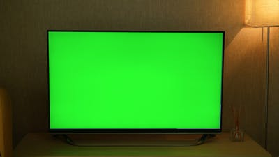 Green Screen Tv at Office