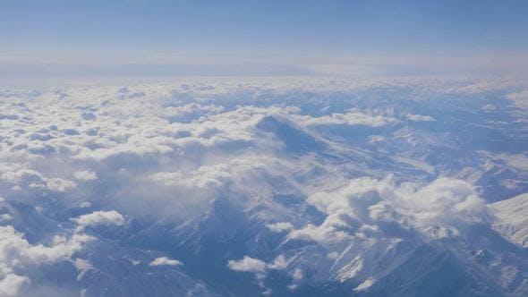 The Main Caucasian Ridge. Russia, Georgia Region