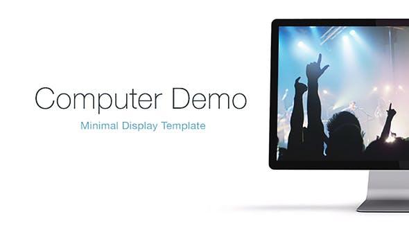 Thumbnail for Computer Demo