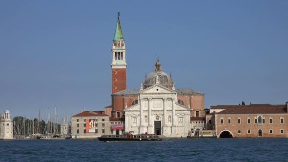 Thumbnail for View of San Giorgio Maggiore Church in Venice