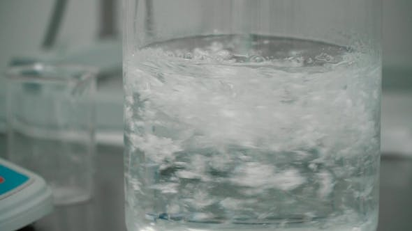 Thumbnail for Mixing Powder and Liquid in Laboratory