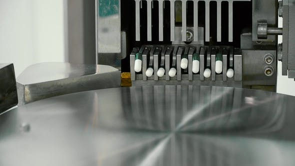 Thumbnail for Pharmaceutical Machine for Making Capsules