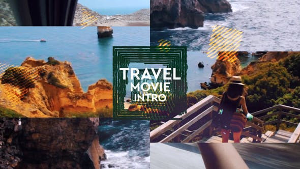 Thumbnail for Travel Movie Intro