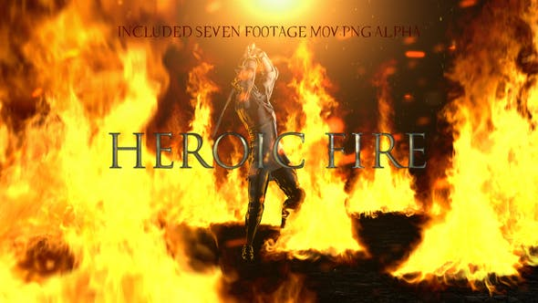 Thumbnail for Heroic Fire