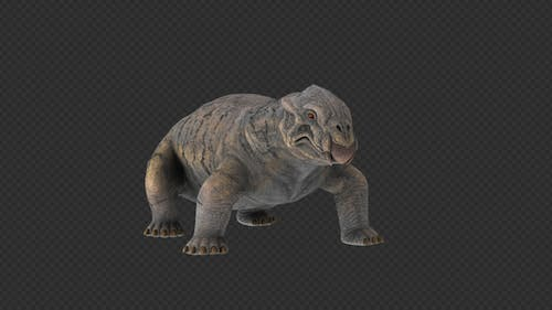 Lystrosaurus Flip And Jump And Lay Egg 6 In 1