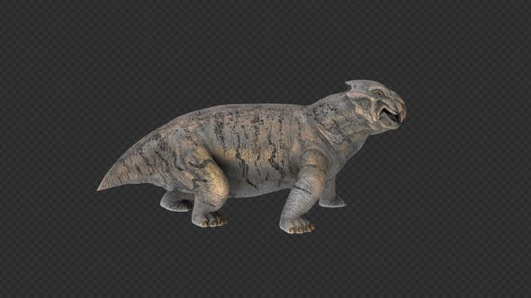 Lystrosaurus Run And Walk And Stand Pack 6 In 1