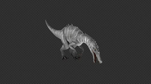 Baryonyx Eat And Roar Pack 8 In 1