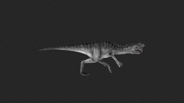 Oviraptor Walk And Run 8 IN 1