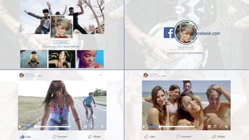 Многоцелевой Facebook