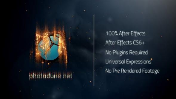 Thumbnail for Revelar Logo de Fire