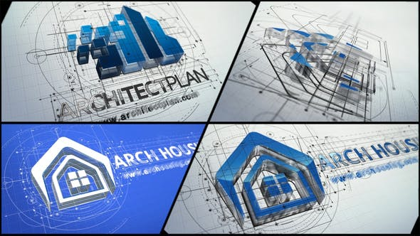 Thumbnail for Architect Logo Reveal