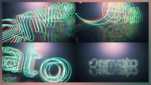 Electric Neon Intro