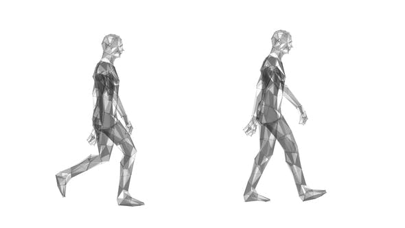 Thumbnail for Plexus Man Walking