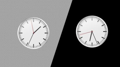 Time Lapse Clock