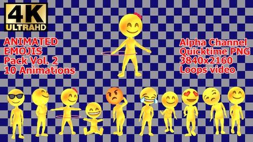 Emojis 3d Pack