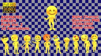 Comic Emoji  Pack