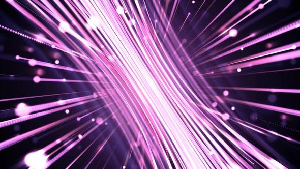 Thumbnail for Purple Space Streaks