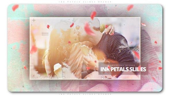 Cover Image for Ink Petals Slides Opener