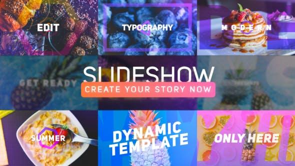 Thumbnail for Food Slideshow