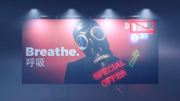 Thumbnail for Cyberpunk Billboard