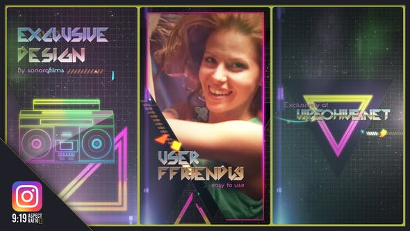 Thumbnail for 80s Fever IGTV Version