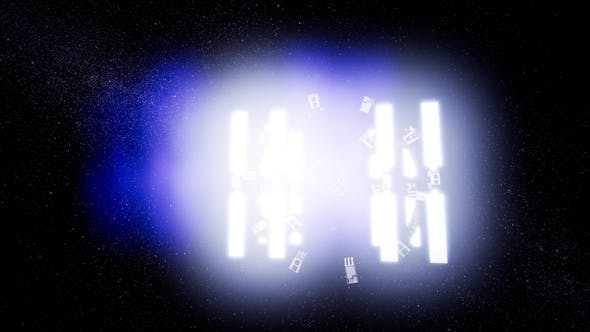 Thumbnail for Spaceship Travelling Through the Universe