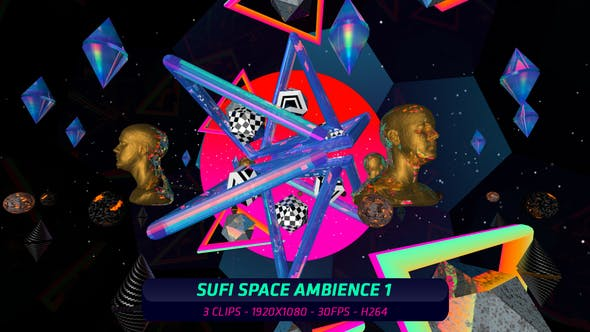 Thumbnail for Sufi Space Ambience 1