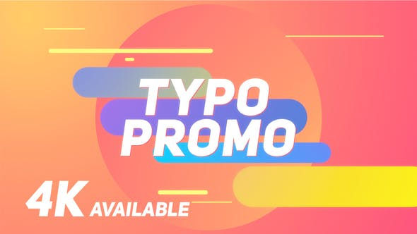 Cover Image for Short Typo Promo