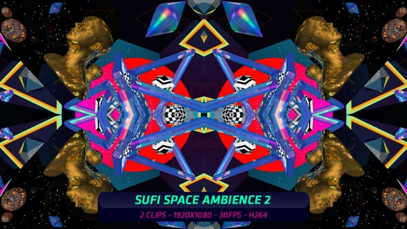 Sufi Space Ambience 2