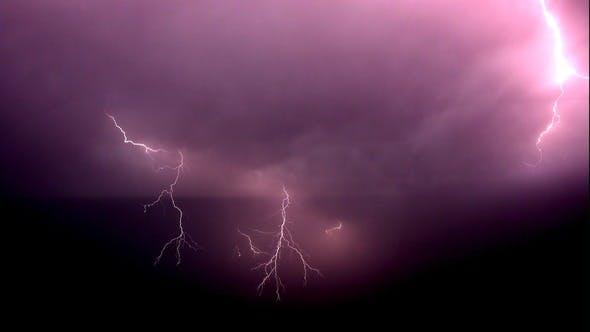 Thumbnail for Lightning Bolts 4K