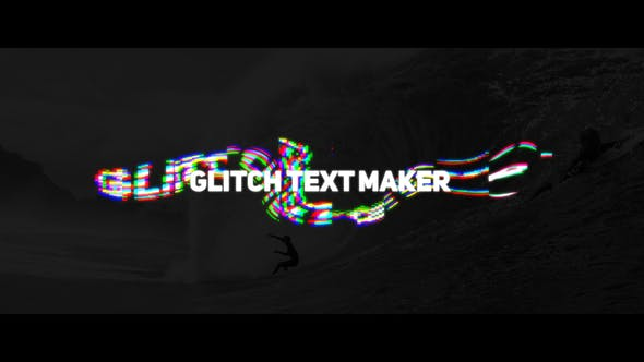 Thumbnail for Wave Glitch Text Maker