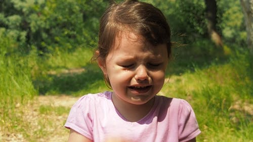 Tears of a Little Girl